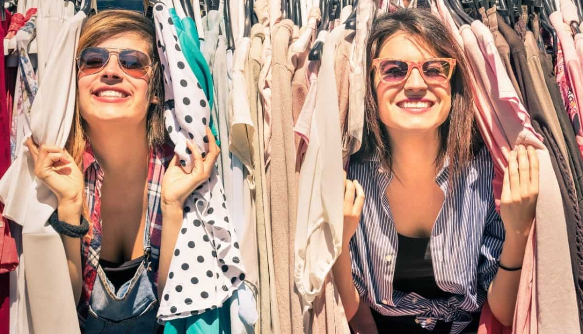 Atacado de roupas no bom retiro