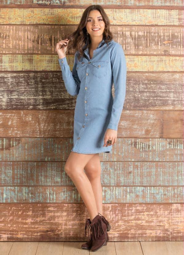 fábrica de jeans feminino
