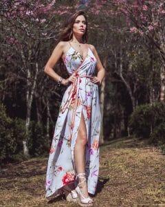 Fornecedor de moda feminina no Brás
