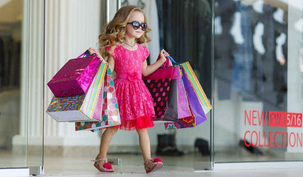 Como montar uma loja de roupa infantil