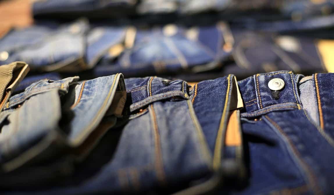 Jeans no atacado