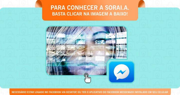 Robô Facebook Sacoleiras