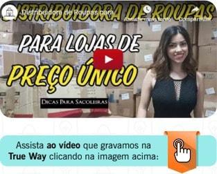 Canal youtube atacado de roupas para revenda