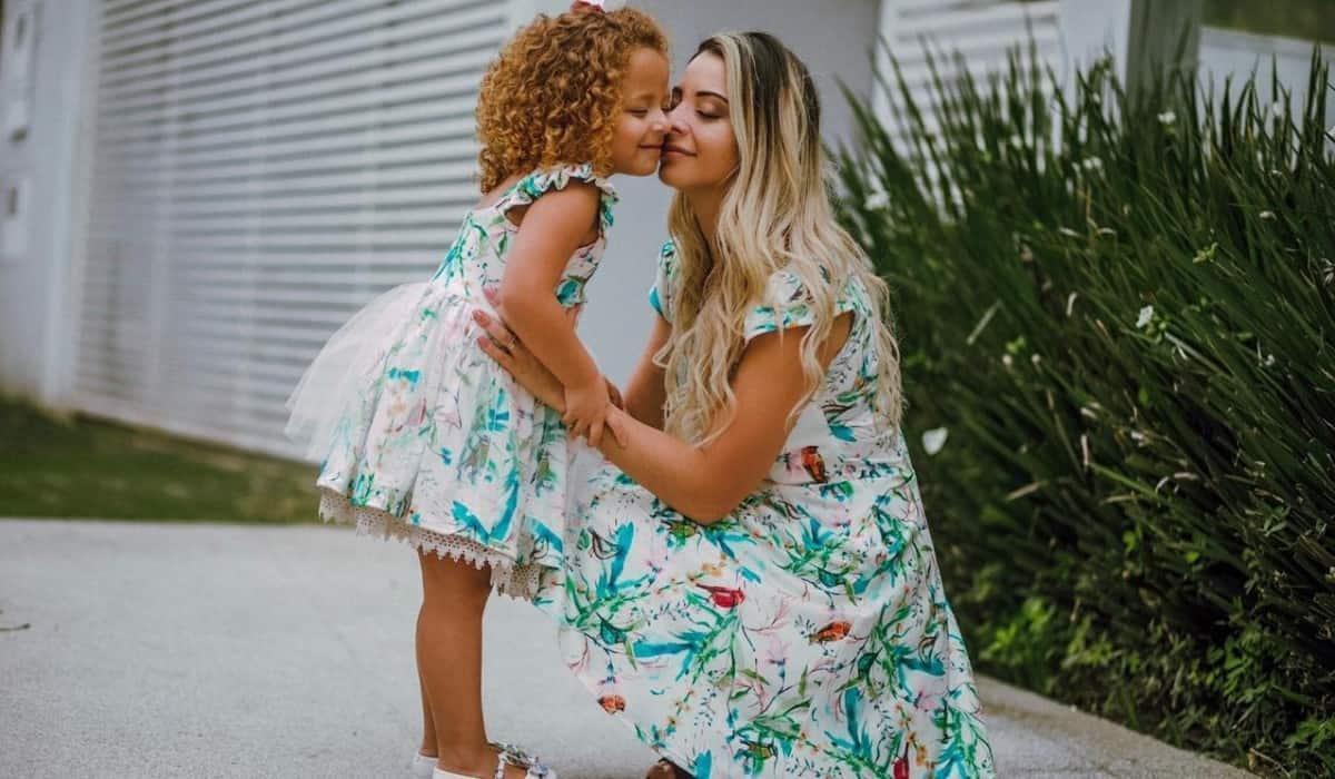 Atacado roupas mãe e filha