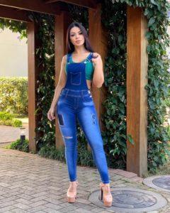Jeans feminino no atacado