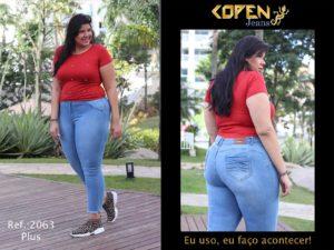 Jeans para gordinhas no Brás