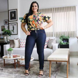 Jeans plus size em Goiânia