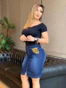 Modinha jeans