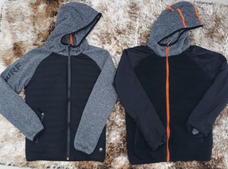 Jaquetas importadas no Brás