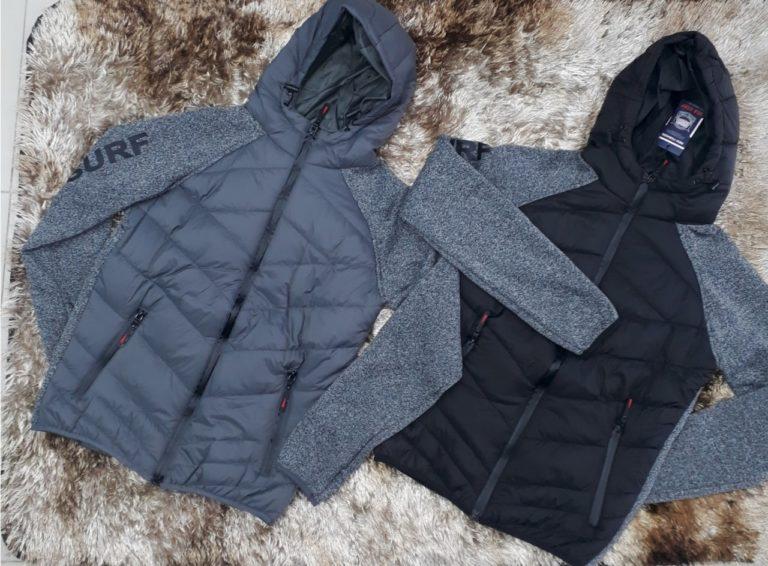 Jaquetas masculinas importadas