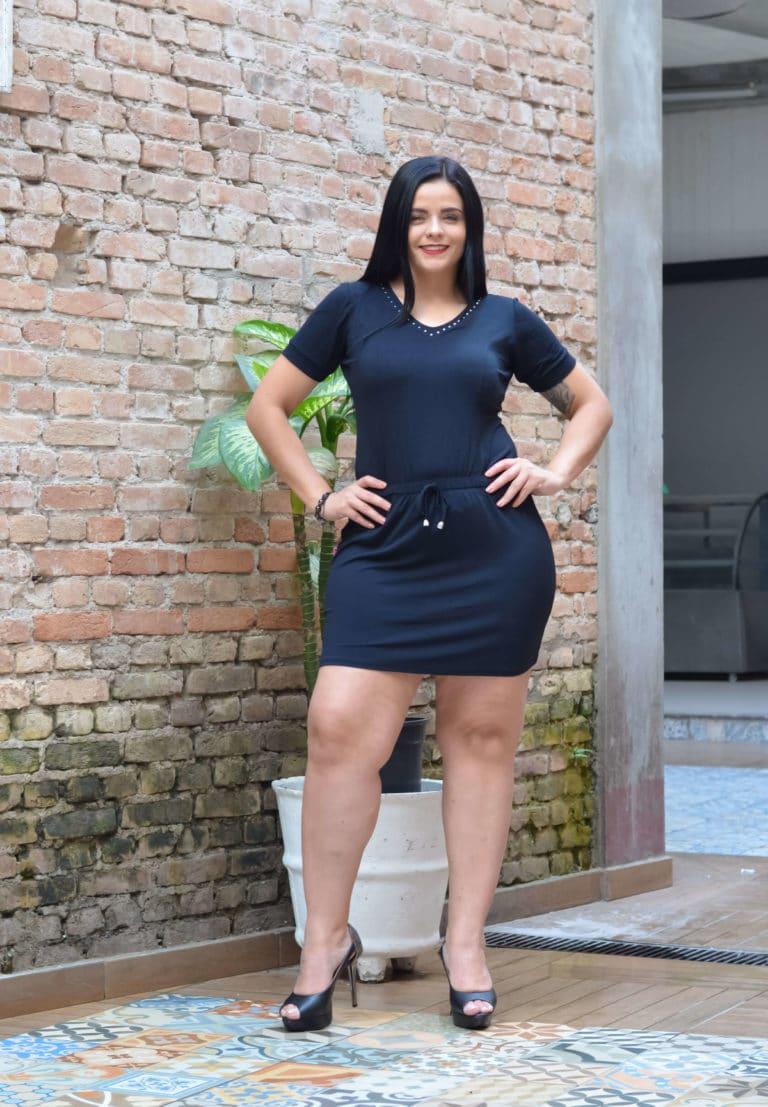 Moda blogueira plus size