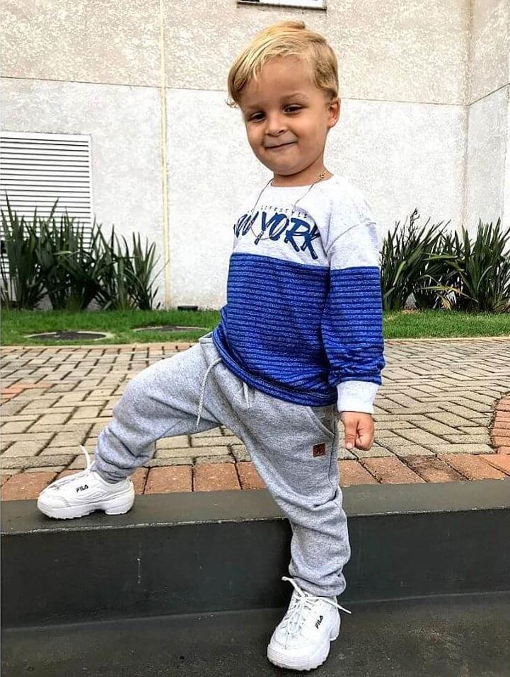 Moda infantil Brás